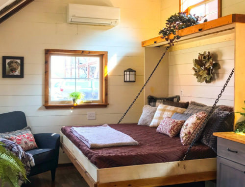 The Exhaustive Guide to Heating and Cooling Your Tiny Home